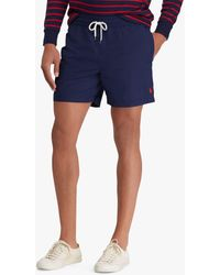 Ralph Lauren Polo Traveller Swim Shorts - Blue
