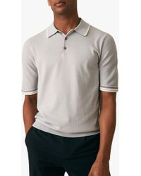 fe790e9fa Hackett Mr Classic Rugby Jumper in Gray for Men - Lyst