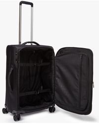 John Lewis - 4-wheel Noir Luxury 66cm Medium Suitcase - Lyst