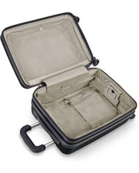 John Lewis - Briggs & Riley Sympatico 4-wheel Expandable International Cabin Suitcase - Lyst