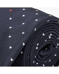 John Lewis - Paul Smith Made In Italy Heart Silk Tie - Lyst