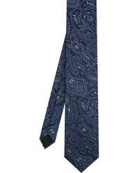 Ted Baker - Doddle Paisley Silk Tie - Lyst