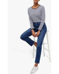 White Stuff Straight Jeans - Blue