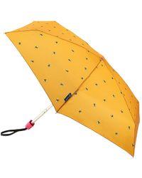 Joules - Botanical Bees Print Umbrella - Lyst