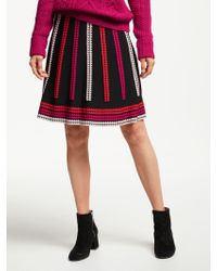 Somerset by Alice Temperley - Knitted Skirt - Lyst