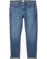 White Stuff Maple Boyfriend Jeans - Blue