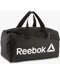 Reebok Training Active Core Holdall Bag - Black