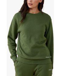 Finery London Rosy Sweatshirt - Green