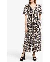 Somerset by Alice Temperley - Dapple Apple Floral Jumpsuit - Lyst