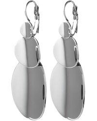 Dyrberg/Kern - Ravita Triple Drop French Hook Drop Earrings - Lyst