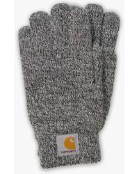 Carhartt WIP Scott Gloves - Grey