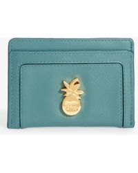 See By Chloé - Pineapple Small Leather Card Holder - Lyst