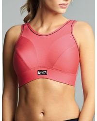 Royce - Impact Free Non Wired Sports Bra - Lyst