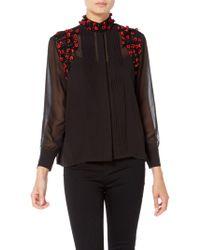 Raishma - Roses Shirt - Lyst