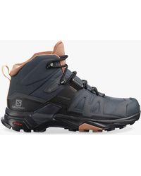 Salomon X Ultra 4 Mid Waterproof Gore-tex Hiking Boots - Multicolour