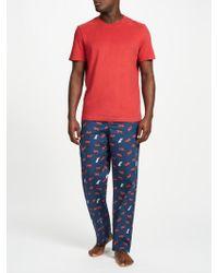 John Lewis Tiger Print Lounge Trousers