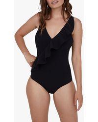 Speedo Rubysun Swimsuit - Black