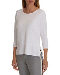 Betty & Co. Textured Top - White