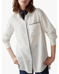 Toast - Cotton Khadi Shirt - Lyst