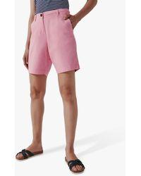 Crew Chino Shorts - Pink
