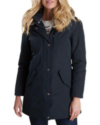 Barbour - Epler Waterproof Breathable Hooded Jacket - Lyst
