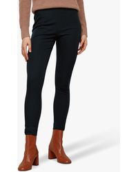 Whistles Super Stretch Trousers - Blue