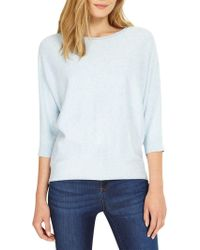 Phase Eight - Coloured Fleck Jumper - Lyst