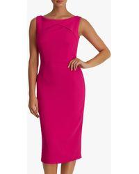 Fenn Wright Manson Amanda Holden Collection Deborah Dress - Pink