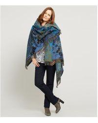 East - Woodland Blanket Wrap - Lyst