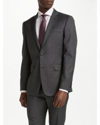 Richard James - Wool Pindot Slim Fit Suit Jacket - Lyst