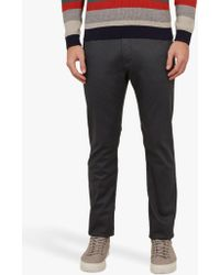 c60fadc44582 Ted Baker Cambric Standard Straight Jeans in Blue for Men - Lyst