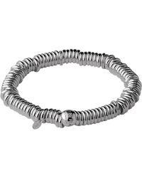 Links of London   Sweetie Core Sterling Silver Charm Bracelet   Lyst