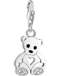 Thomas Sabo - Charm Club Teddy Bear Charm - Lyst