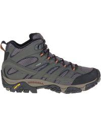 Merrell - Moab 2 Mid Gore-tex Hiking Boots - Lyst
