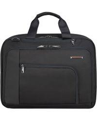 """Briggs & Riley - Verb Adapt 15.6"""" Laptop Briefcase - Lyst"""