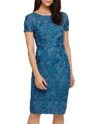 Phase Eight Indra Tapework Dress