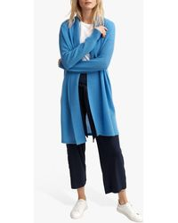 Nrby Susie Cashmere Cardigan - Blue