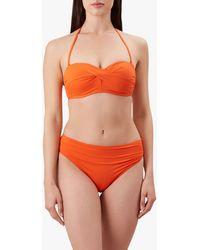 Hobbs Amelia Bikini Bottoms - Orange