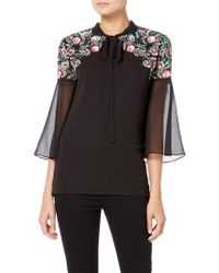 Raishma - Boho Sequin Shirt - Lyst