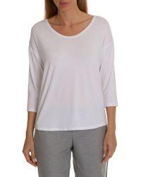 Betty Barclay - Betty & Co. Three-quarter Sleeved T-shirt - Lyst