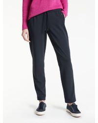 Gerry Weber - Drawstring Trousers - Lyst