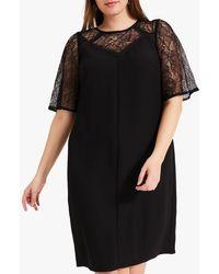 Studio 8 Renee Lace Dress - Black
