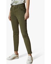 Ted Baker Combate Skinny Jeans - Green