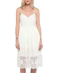 French Connection - White Stuff Salerno Jersey Dress - Lyst