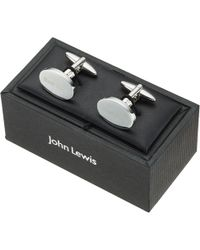 John Lewis - Best Man Cufflinks - Lyst