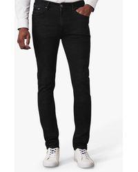 Crew Spencer Slim Leg Jeans - Black
