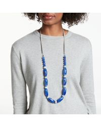 John Lewis - Long Bead Necklace - Lyst