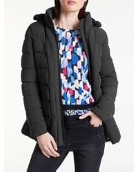 Gerry Weber - Hooded Thinsulate Coat - Lyst