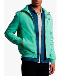 Lyle & Scott Softshell Jacket - Green