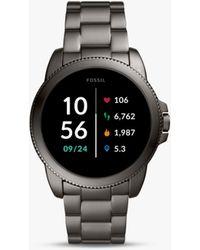 Fossil Ftw4049 Gen 5e Bracelet Strap Smartwatch - Black